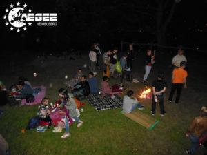 Candlelight Picknick