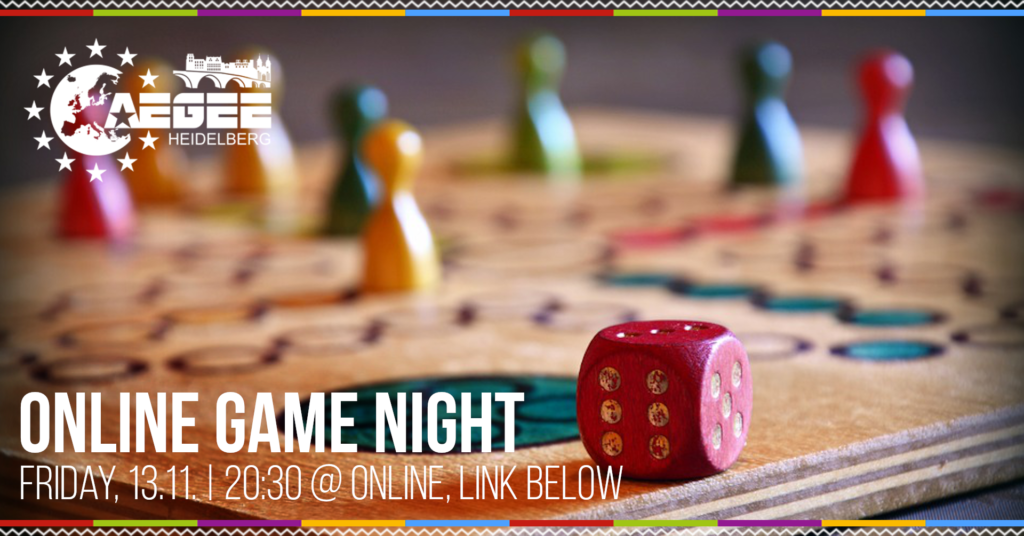 FACEBOOK event boardgame