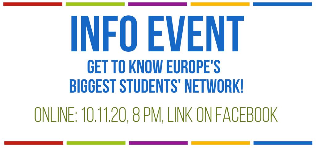 Info Event Facebook Banner