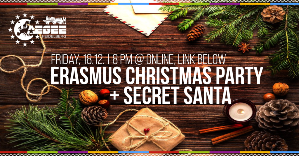 FACEBOOK event christmasparty