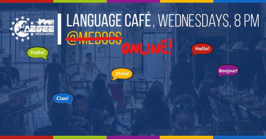 Language Cafe Titelbild Bruno